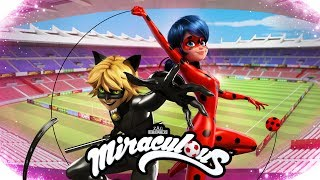 MIRACULOUS 🐞 Copa do Mundo - Especial 🐞 As Aventuras de Ladybug