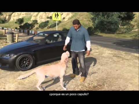 GTA V CAPITULO 8 NO SPOILER EXTRAÑOS I LOCOS I PARACAIDISMO
