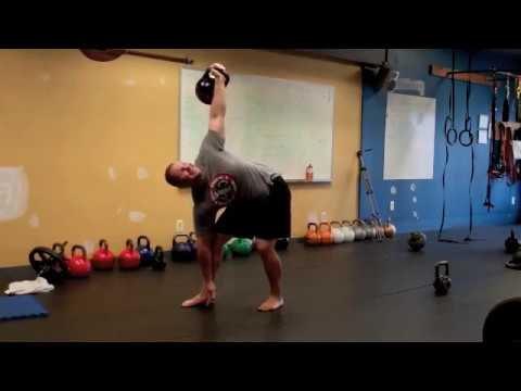 Russian Kettlebell Get Ups & Windmills for BRUTE Strength Image 1