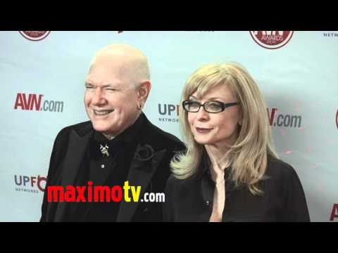 Nina Hartley At 2012 Avn Awards Show Red Carpet Arrivals video