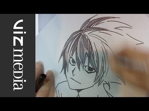 Takeshi Obata: NY Comic-Con 2014 Sketches thumbnail