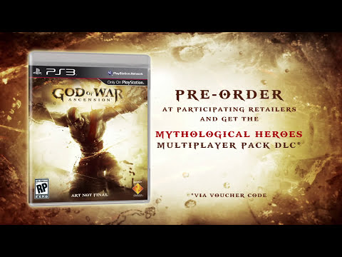 God of War: Ascension - Ares God Trailer