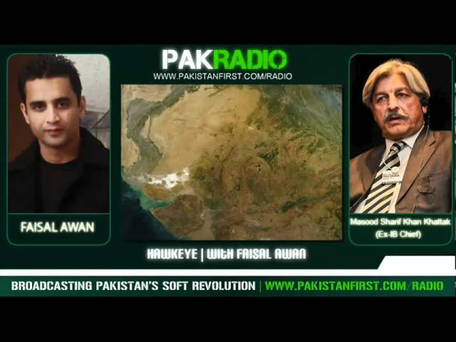 HawkEye With Masood Sharif Khan Khattak Ep 2 Part 1