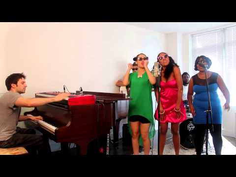 The Powerpuff Girls Theme Song -  Saturday Morning Slow Jams
