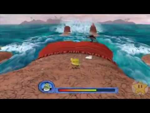 The Spongebob Squarepants Movie [Video Game] Playthrough [Minimal upgrades] Episode 12