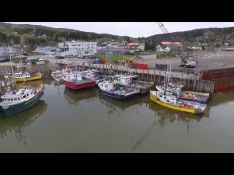 Alma New Brunswick, Bay of Fundy