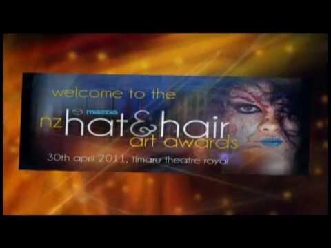 NZ Hat & Hair Art Awards - Event  Experience Finalist