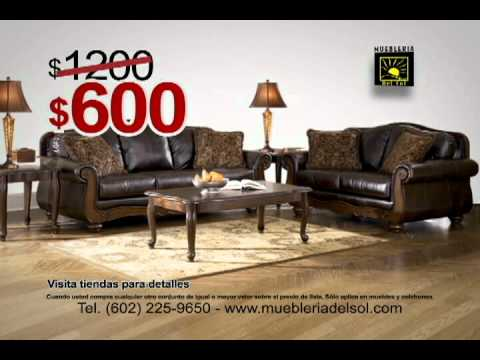 Muebleria Del Sol Furniture Labor Day Bogo Sale 50 Off Youtube