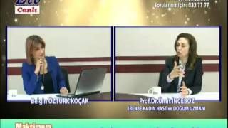 Prof. Dr. Ümit İnceboz - Endometriozis, Adenomyozis ve İnfertilite  -11 Mart 2016