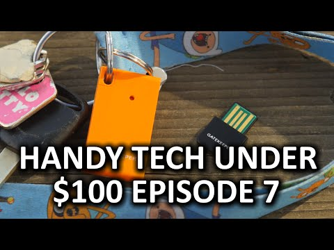 Handy Tech Under $100 Episode 7 - Organization Is Sexy video