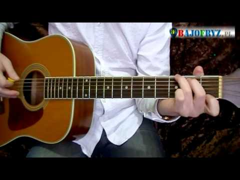 Jak Zagrać Na Gitarze: Lombard - Przeżyj To Sam By Bajo