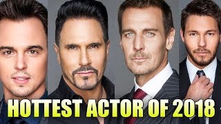 The Hottest Bold and the Beautiful Actors of 2018