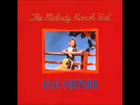 Jean Shepard - Ive Learned To Live With You And Be Alone