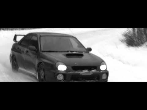 2002 WRX with STi engine having fun!!