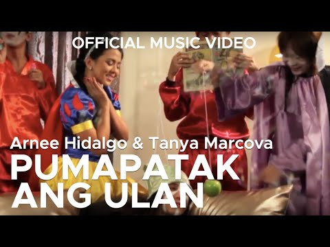 Pumapatak Ang Ulan By Arnee Hidalgo And Tanya Markova (official Music Video In Hd) video