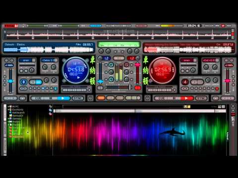 descargar 50 skins mas el virtual dj pro 7 y crack.mp4