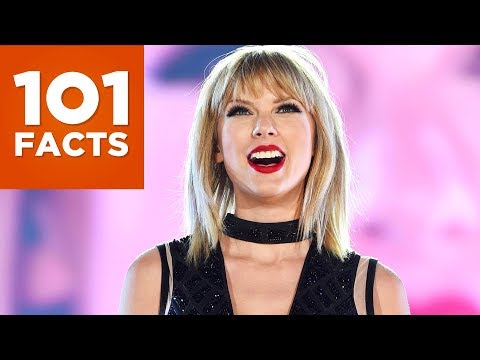 101 Facts About Taylor Swift