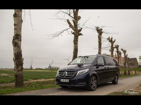 Kurztest: Mercedes-Benz V250 BlueTEC Avantgarde (VS20 447)