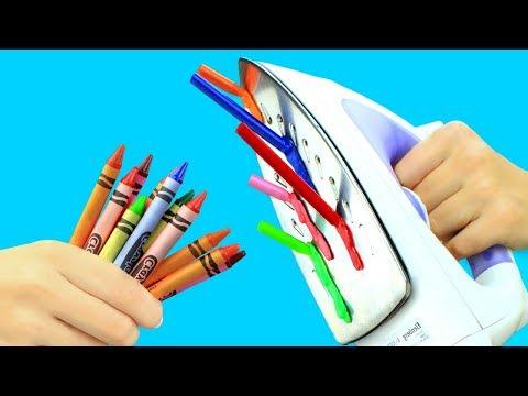 20 лайфхаков для рисования и хендмейда