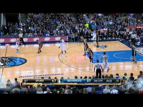 San Antonio Spurs vs. Dallas Mavericks Full Highlights 12.20.2014
