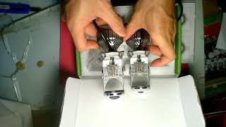 Gương cầu mini led H4 nhập đợt 2