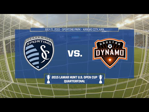 2015 Lamar Hunt U.S. Open Cup - Quarterfinal: Sporting Kansas City vs. Houston Dynamo