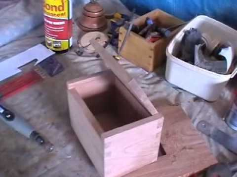 Building Wooden Box Youtube