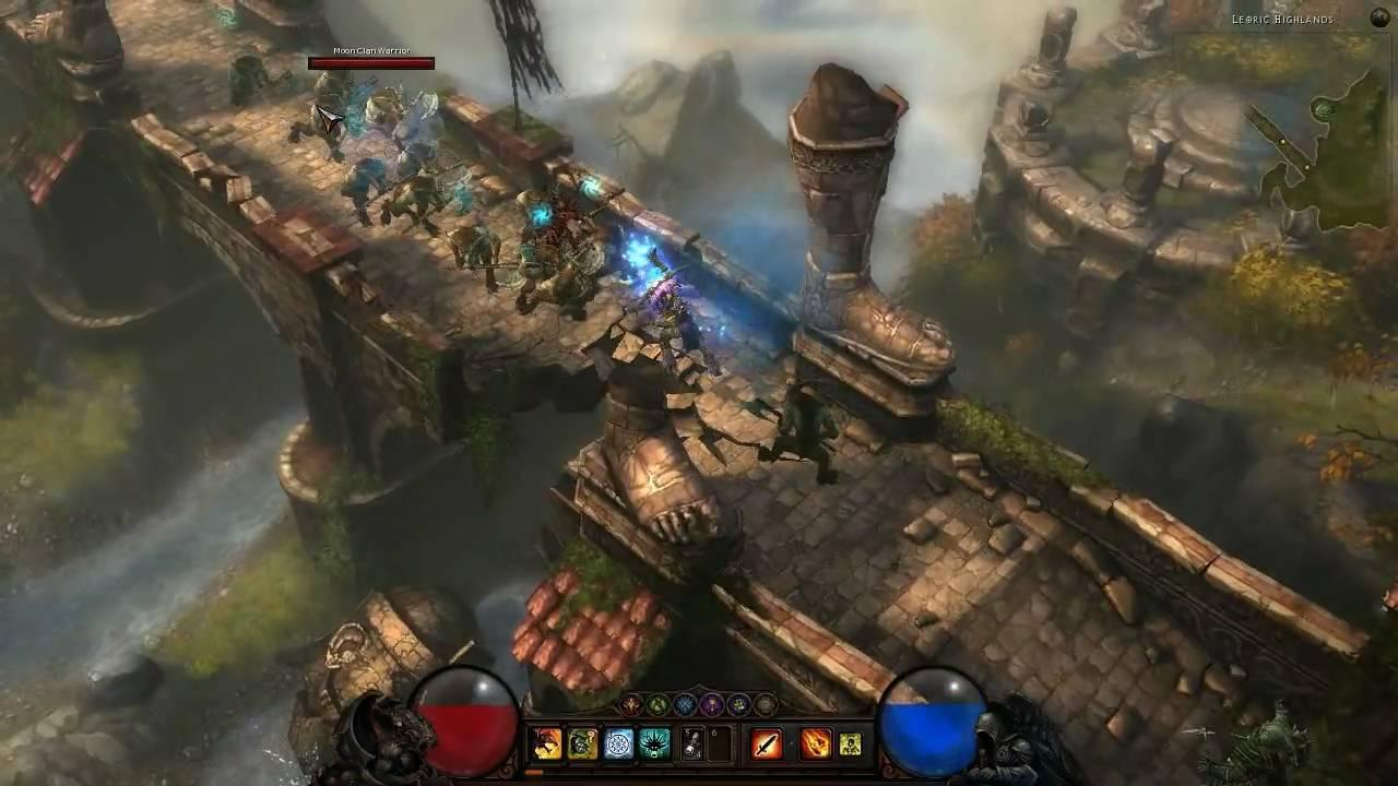 Wizard Gameplay - Oxhorn Diablo 3 - Part 1 - Diablo III ...
