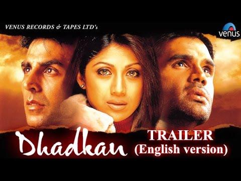 Trailer of Bollywood Movie Dhadkan (English Version) | Akshay...