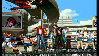 King of Fighters 96 Gameplay