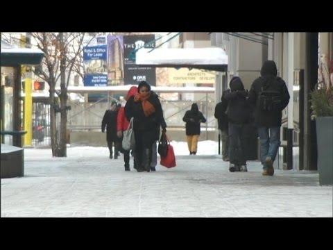 Polar Vortex Returns: Winter Storm Targets East Coast
