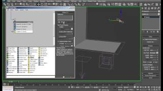 Tutorial 3dsMax -- Create a quick Gun Shot in Particle Flow in 3dsMax