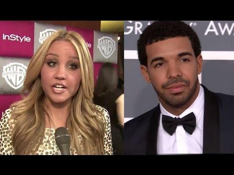 Amanda Bynes Says Drake is STALKING Her!