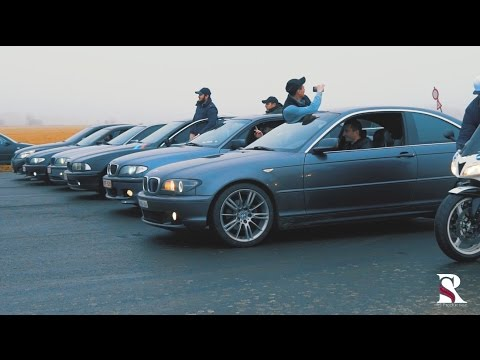 Chechen BMW Club In Belgium By  RS Production