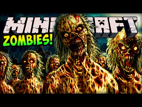 "Minecraft Zombies! - ""THE LABORATORY!"" - LIVE w/ Ali-A!"