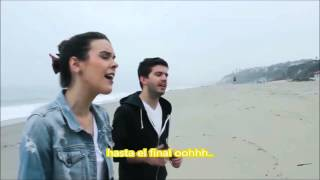 Evan Craft feat. Carley Redpath - Océanos (de Hillsong United) + Subtitulo
