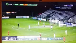Qrm Auxerre bagarre entre 2 auxerrois