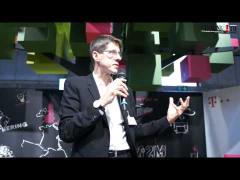 Deutsche Telekom focus: innovation through partnering, mobile wallet, M2M - MWC 2013