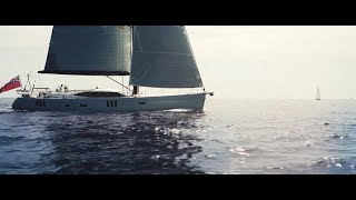 Onboard the Oyster 745 - 75-Foot Sailing Yacht