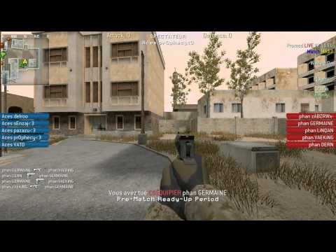 Showmatch - Phantasmagoria vs Antwerp Aces