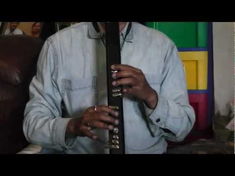 Chingari Koi Bhadke - Akai EWI Instrumental