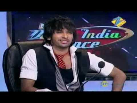 Lux Dance India Dance Season 2 April 10 '10 - Terence Birthday Special video