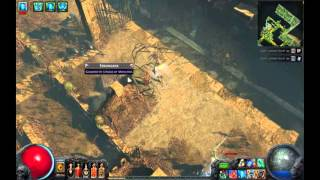 Path of Exile - The Lord's Labyrinth walkthrough - Trial of Ascendancy - Normal