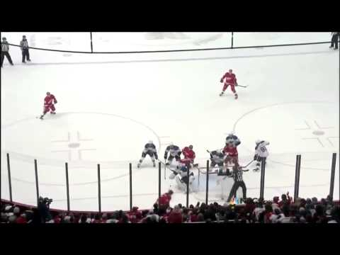 Pavel Datsyuk Scores From Behind the Net [Detroit vs St.Louis] 13/02/13