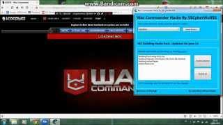 WAR COMMANDER hack building (no ban)