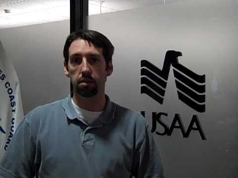 A Quick Interview with Tom Vaughn from USAA