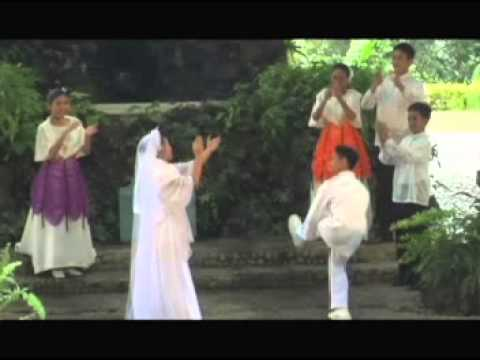 Philippine Folk Dance - Pandang - Pandang video
