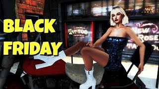 BLACK Friday Sale | SECOND LIFE