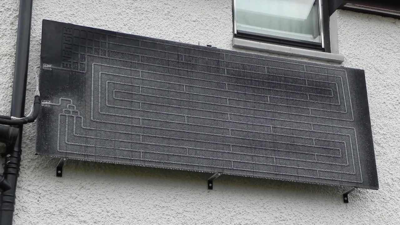 Thermodynamic Water Heating Panel System Dundee Angus