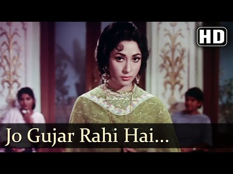 Jo Gujar Rahi Hai - Jeetendra - Raj Kumar - Mere Huzoor - Shankar Jaikishan - Hindi Song video